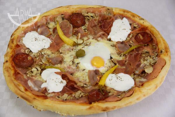 Slavonska pizza bistro arka